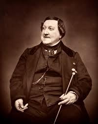 Gioachino Rossini en 1865